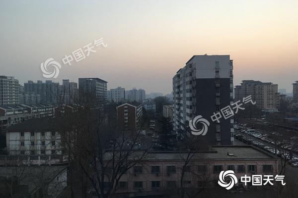 今明天北京再现霾扩散条件转差 初三最高气温仅0℃