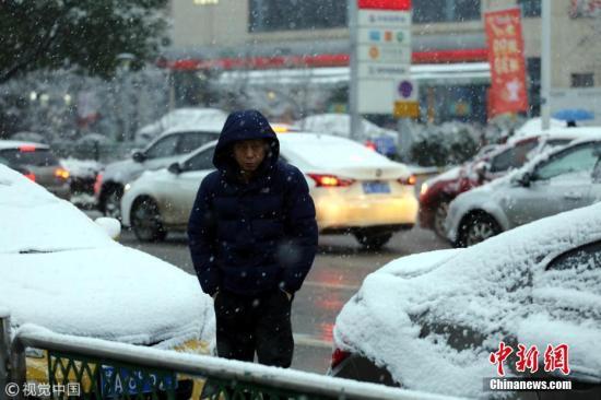 华北黄淮等地有雾霾 冷空气将影响中东部地区