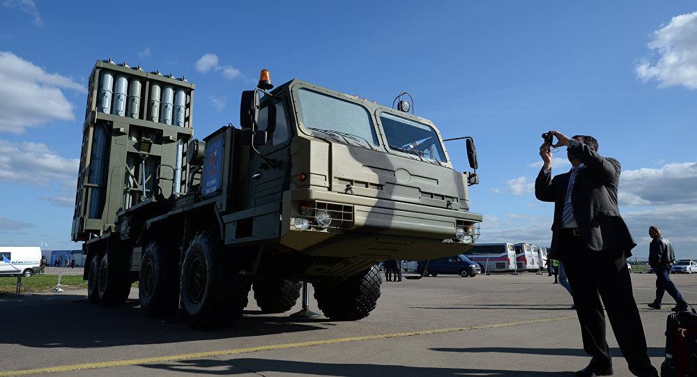 俄军即将接装首套S350防空系统 部署西北部边境