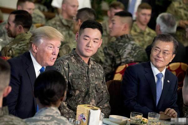 美媒:美韩就驻军军费达成初步协议 有效期仅1年
