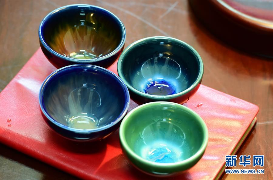 我国稀土釉陶瓷研发取得新突破