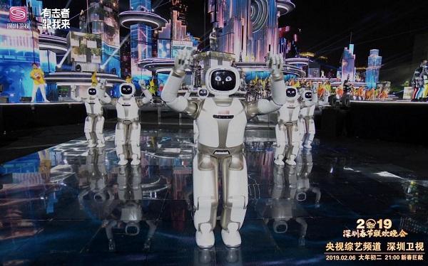 """神秘黑科技""""加盟""""深圳春晚点亮""""未来之城"""""""