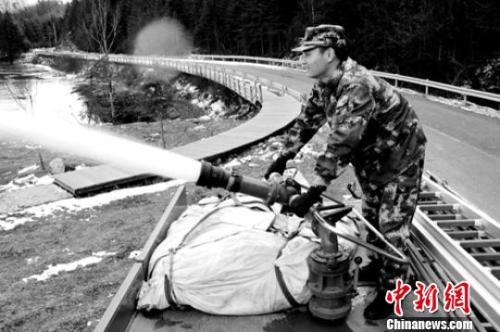 应急管理部:表彰牺牲消防员 并派工作组赴阿坝慰问