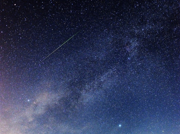 半人马座阿尔法流星雨今晚到达 无月夜观测极佳