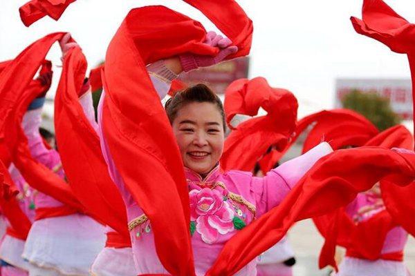 全国各地民俗乐新春