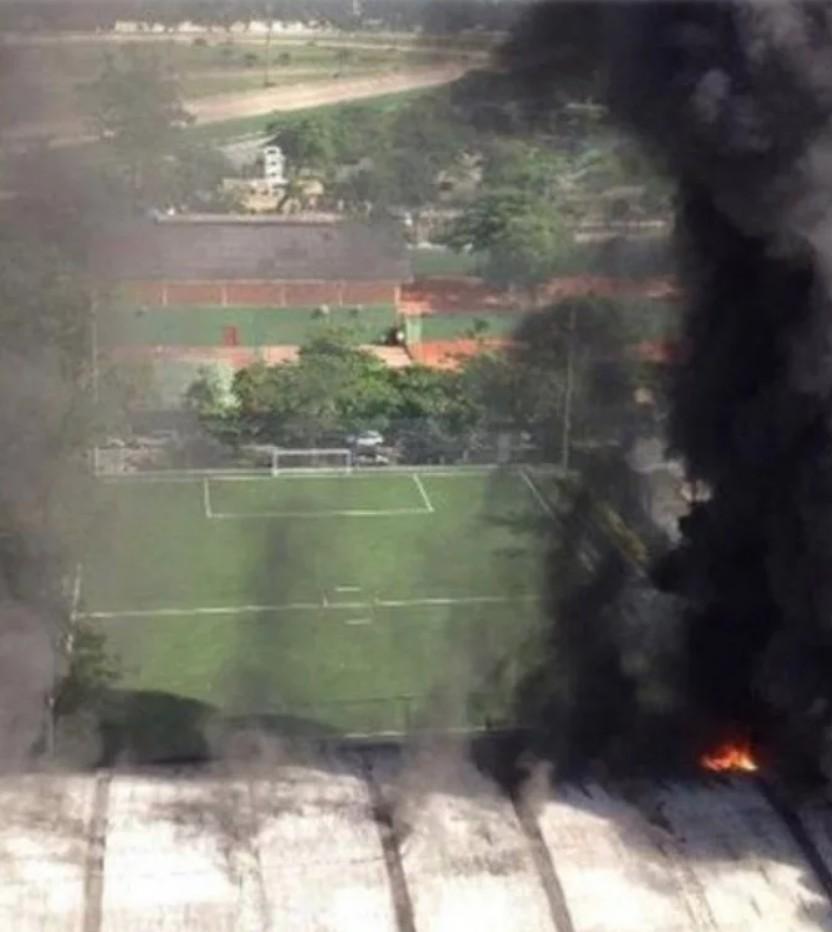 足坛又悲剧:弗拉门戈基地起火10死3伤 梅西发文哀悼