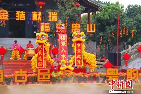 春节黄金周广州接待游客逾1696万人次