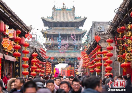 春节假期4.15亿人次出游 旅游收入5139亿元