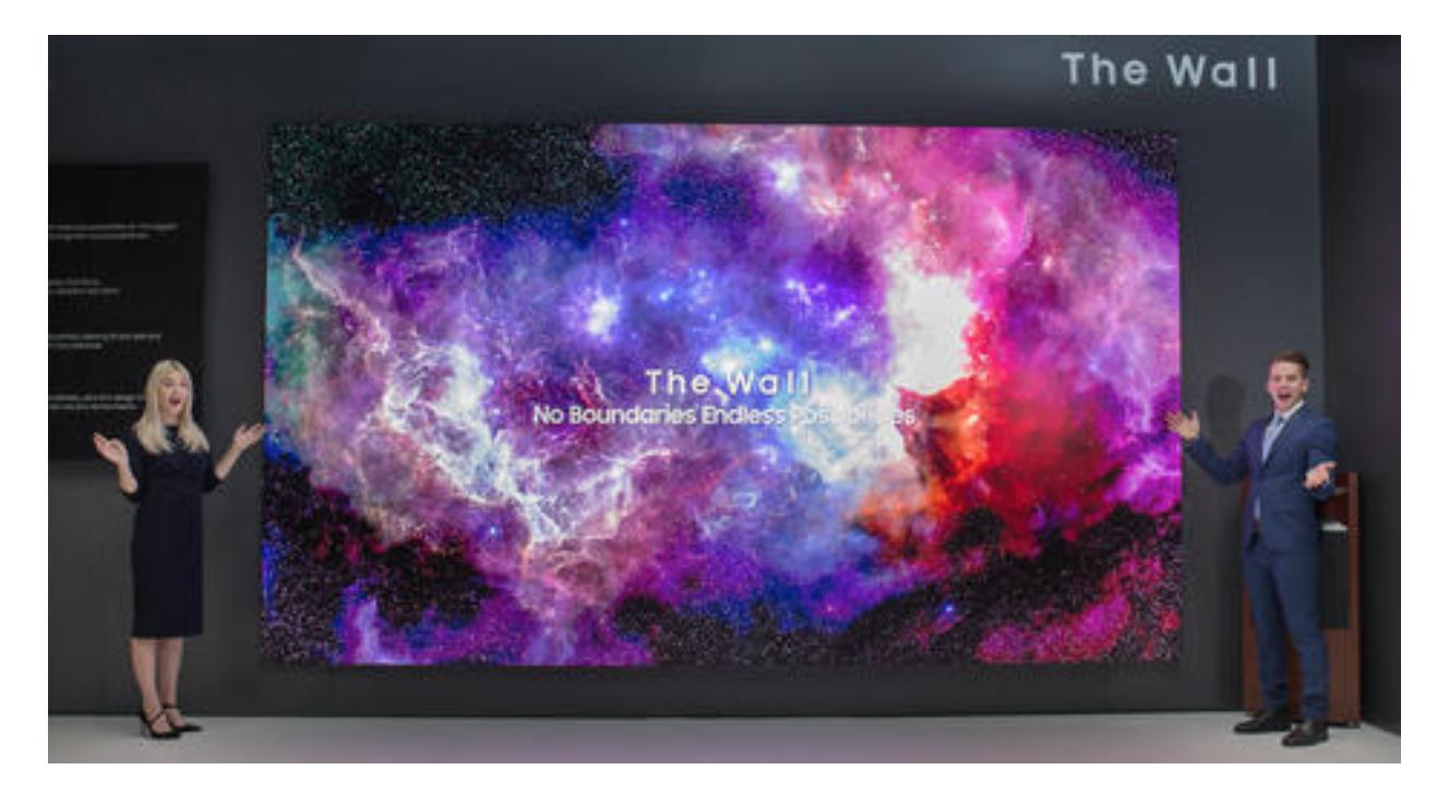 三星高层:三星电视今年将攻下8K电视过半市场