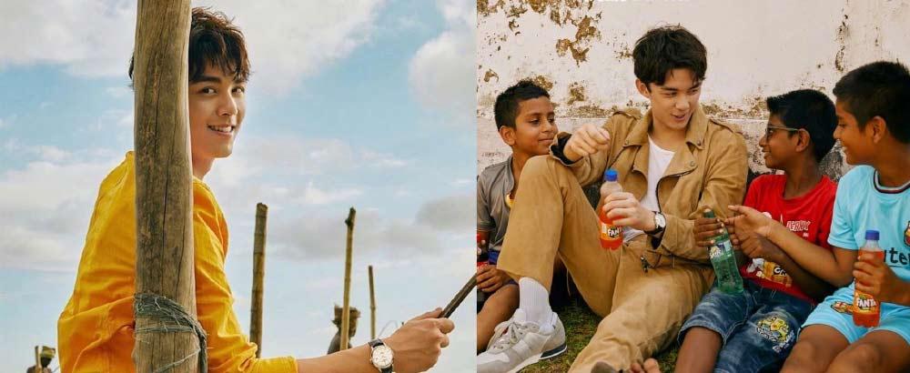 阳光少年在斯里兰卡的48小时 吴磊开启悠闲旅程
