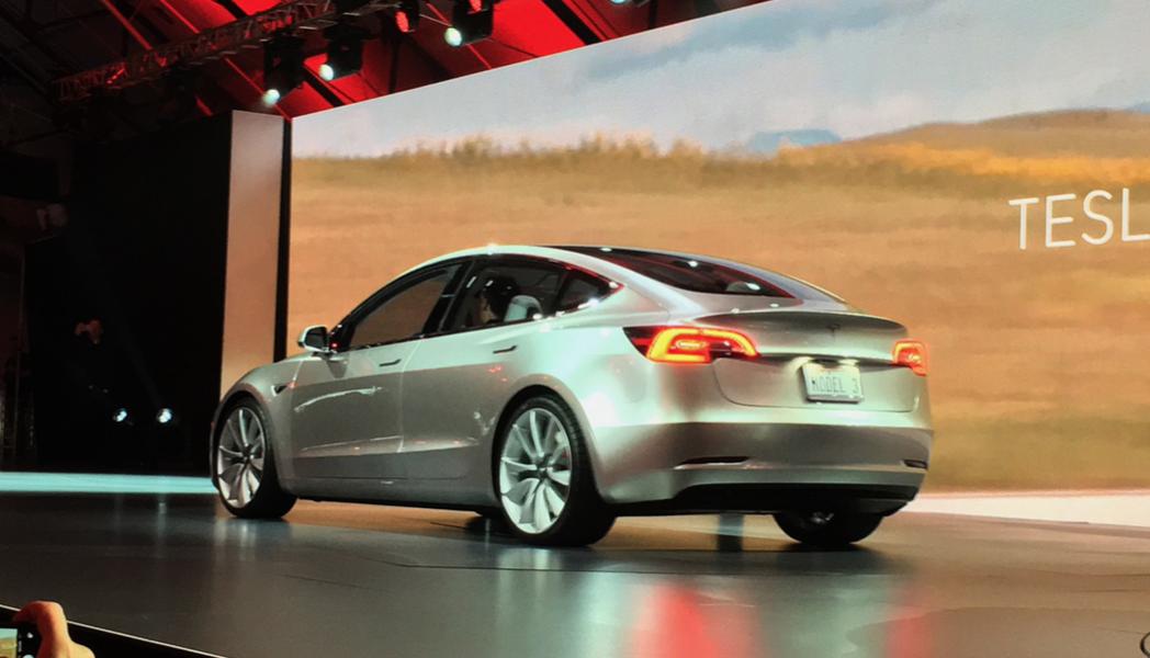保时捷、奥迪拆解特斯拉Model 3 对该车成本感惊讶