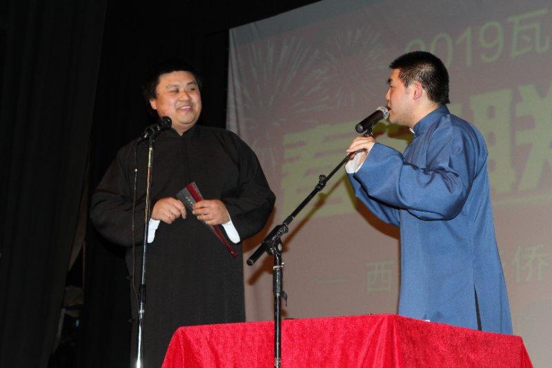 德国华人艺术家舞动西班牙、唱响瓦伦西亚