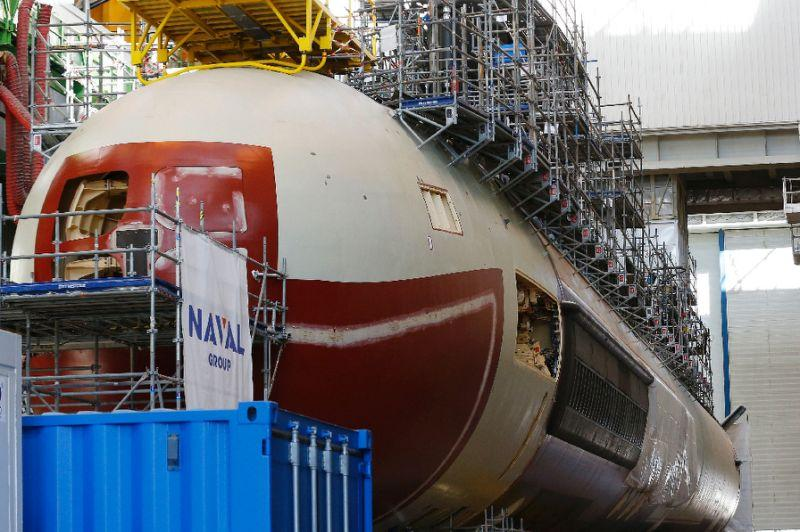 北京赛车pk10公式技巧:澳法签500亿澳元军购合同:2050年法方交付12艘潜艇