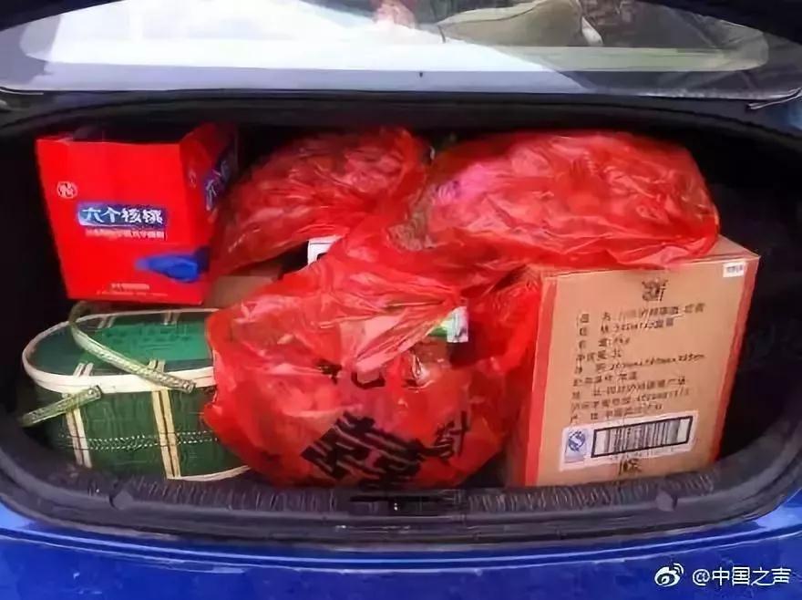 """北京赛车自动选号软件:秀一波春节返程!有种爱叫""""把全世界塞进后备箱"""""""