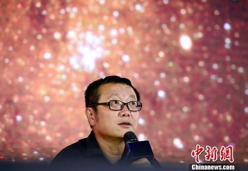 《流浪地球》作者刘慈欣:科幻作家不可能预测未来