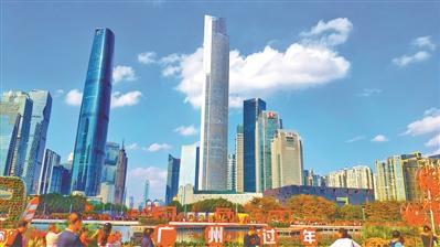 广州7天接待市民游客1696万人次