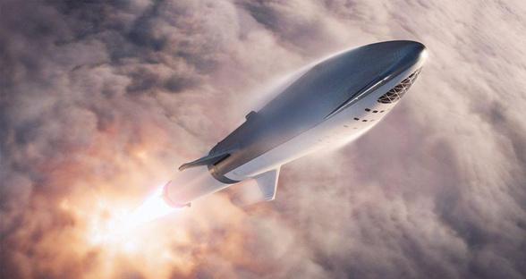 星际飞船:马斯克太空梦的承载者