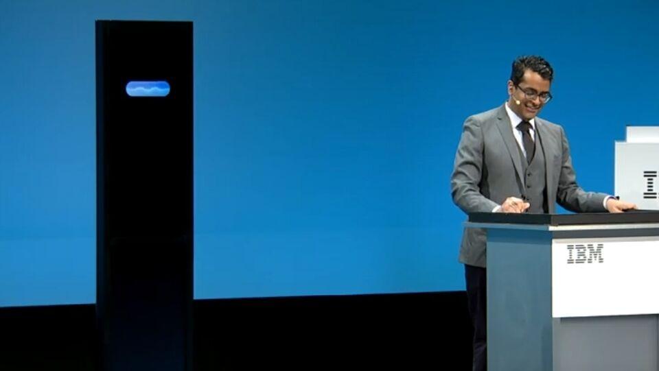 """IBM探索人工智能边界 机器也能""""舌战群儒"""""""