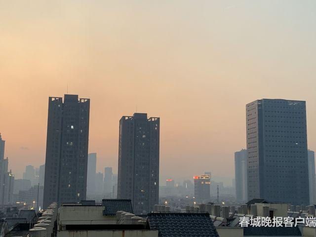 雾霾?昨天昆明上空灰蒙蒙的,环保部门回应