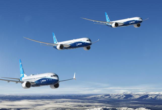 波音2018年交付806架民用飞机