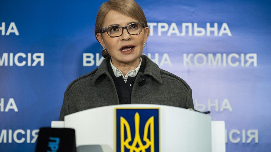 乌克兰前总理表决心:要夺回克里米亚 加入北约
