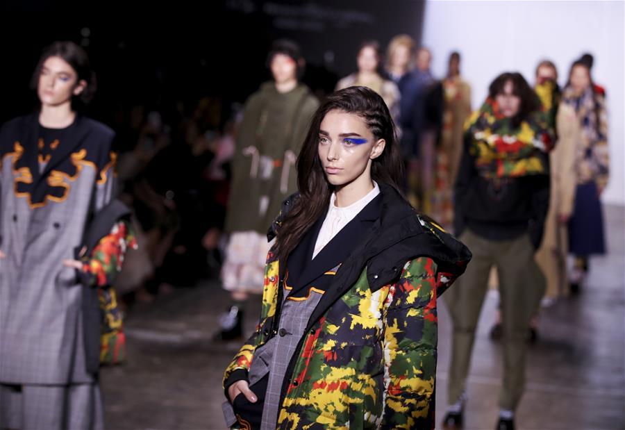 香港品牌亮相纽约时装周