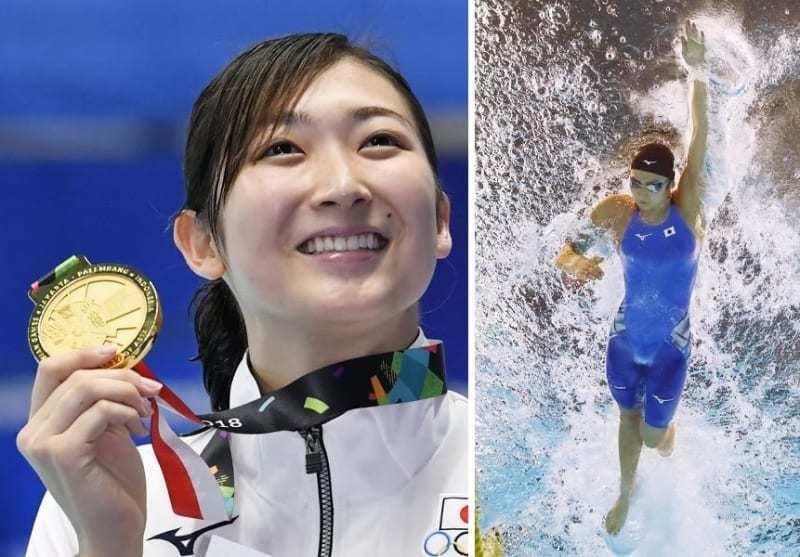 池江: 日本18岁游泳女将池江璃花子确诊白血病 曾亚运会夺6金_国际新闻_环球网
