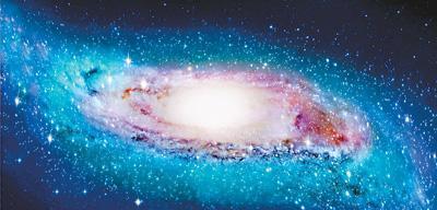 """银河系恒星盘""""翘曲""""布局初次被出现"""