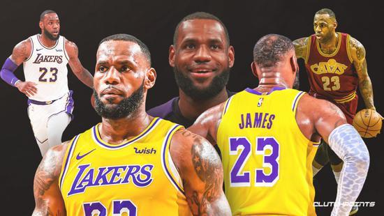 詹?#26102;?#23395;大赚8870万美元 连续5年登顶NBA收入榜
