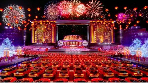 从宫殿庙宇到春晚舞台 这才是中国旗舰品牌该做的事!
