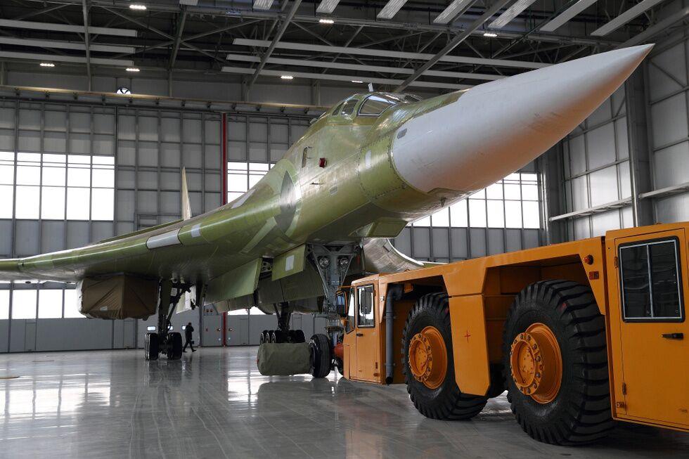 轰炸机改客机?普京支持将图160改成超音速客机