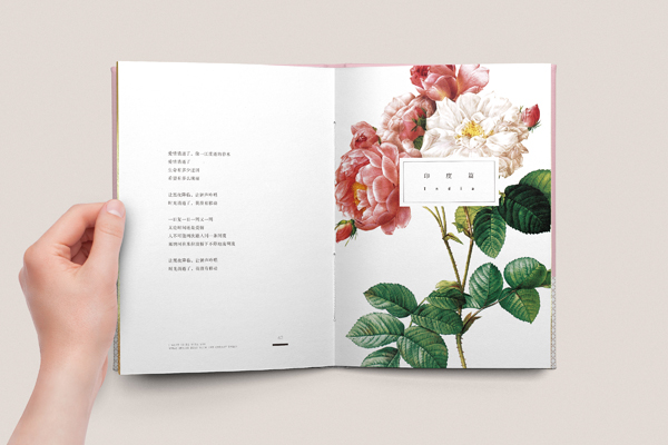 情人节的诗 我要对你做春天对樱桃树做的事