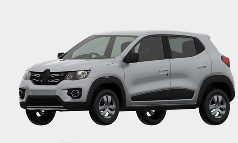雷诺全新电动SUV专利图曝光 续航将超250公里