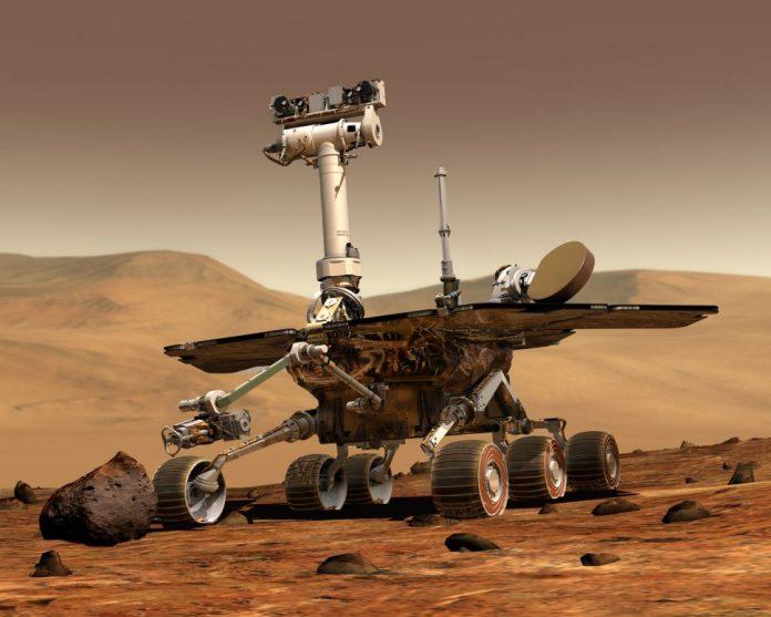 14年后的今天NASA将官宣放弃机遇号火星探测器
