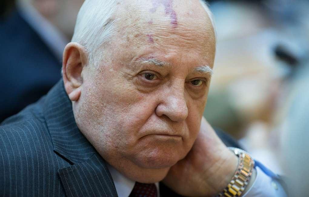 戈尔巴乔夫评美退中导条约:就是为谋求世界霸权,还能为了什么?