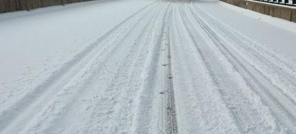 北京启用除雪黑科技 高速公路降雪结冰预警系统亮相