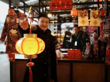 红红火火中国年:一场接地气的富龙小镇文化年