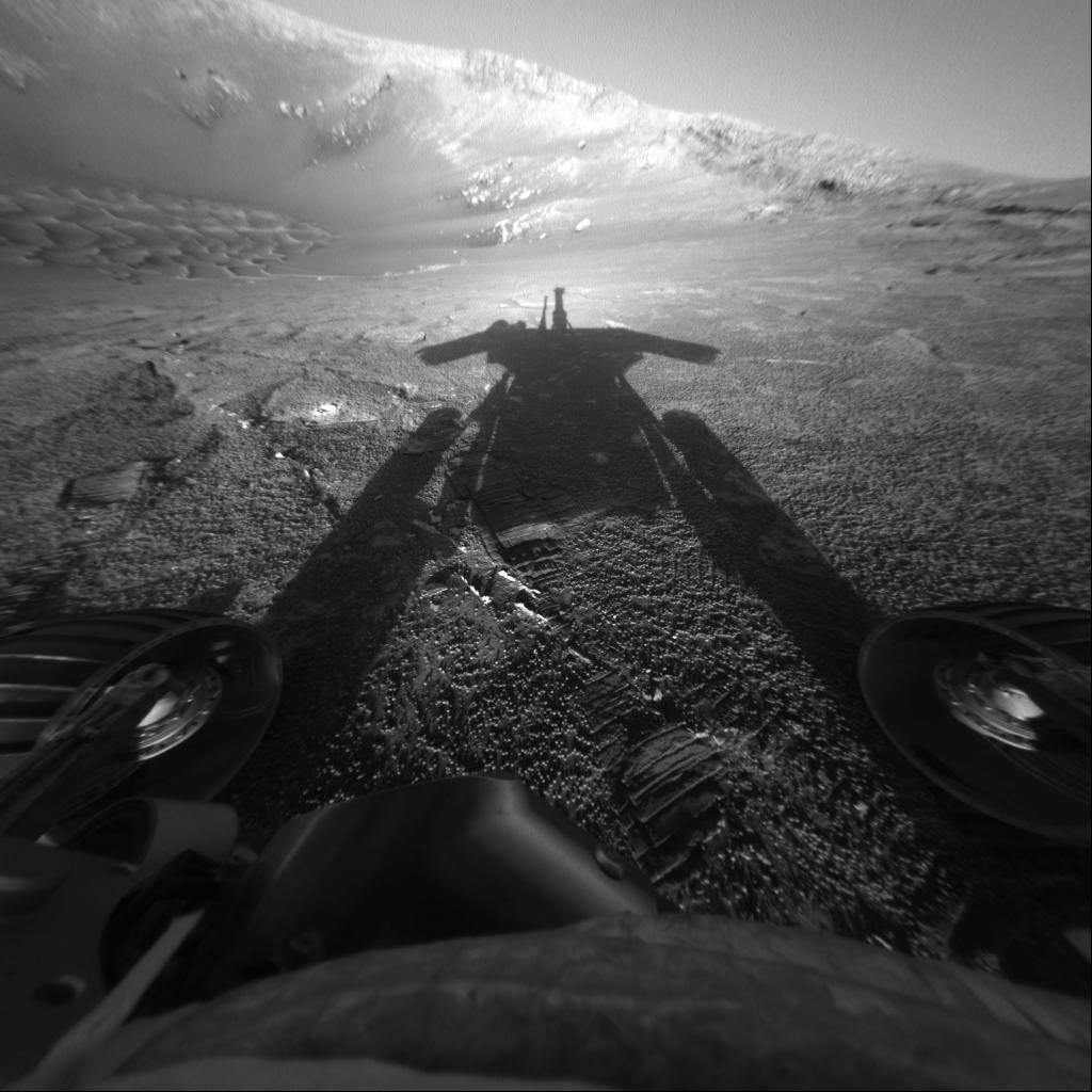 NASA正式宣布机遇号探测器任务结束