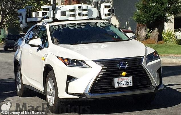 加州自动驾驶汽车报告出炉:苹果垫底 Waymo最佳