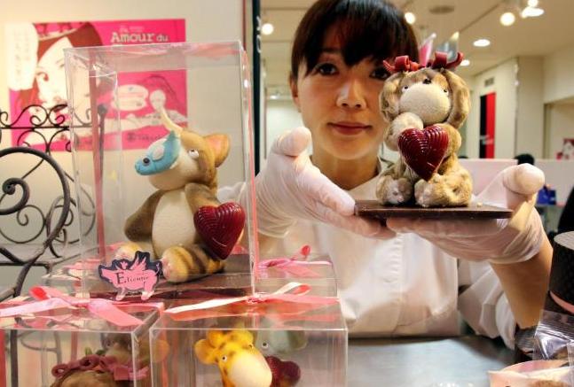 """北京赛车冠军计算方法:日本女性纷纷""""抵制""""情人节?元凶竟是巧克力"""