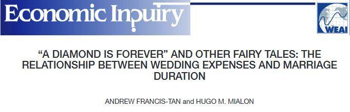 婚礼越贵,离婚越快?!