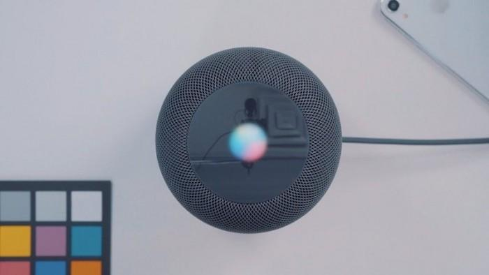HomePod上的Siri声音变了?
