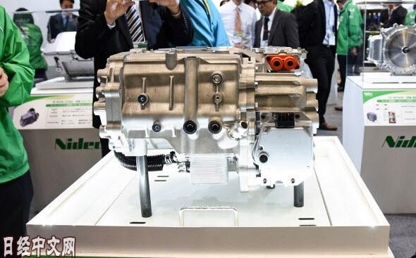 日本电产将在华增产纯电动汽车驱动马达