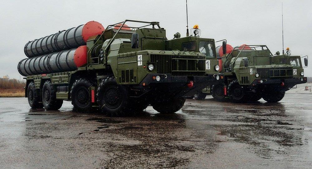 土总统:土耳其在采购俄S400问题上遭美国施压