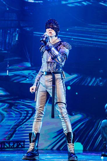 林俊杰巡演小巨蛋连唱4天 准备情人节限定曲目