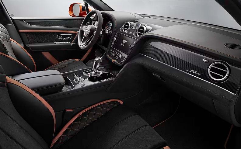 宾利添越Speed高性能版将亮相日内瓦车展