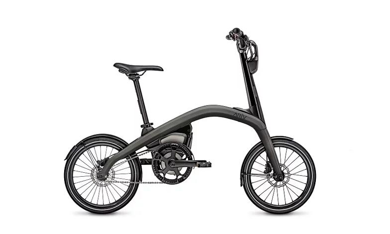 通用推电动自行车品牌Ariv 今年登陆欧洲市场