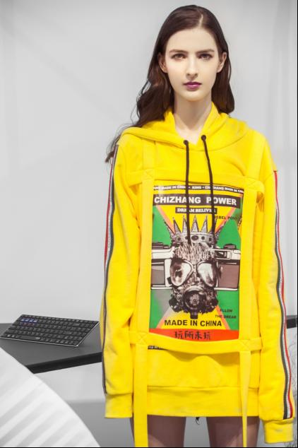"""京东电脑数码玩时尚跨界,""""玩所未玩""""潮服静态展掀潮流风暴"""
