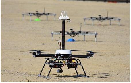 日企完成无人机高空编队飞行 将用于精密气象观测