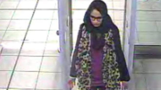 加入IS英国少女想回国,救不救?英安全部长与前情报主管看法不一